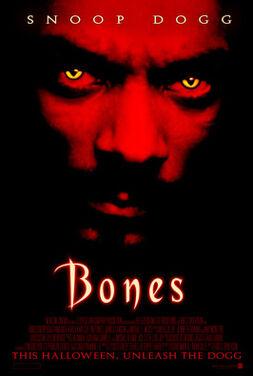 Bones (2001) poster.jpg
