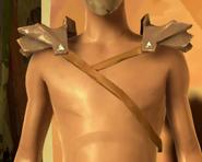 Oaken Shoulder Armor