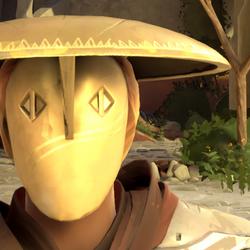 Orate Keeper Mask
