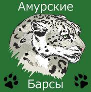 Амурские Барсы логотип