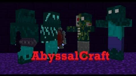 AbyssalCraft Release Video! (A bit delayed)