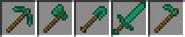 Refined Coralium Tools