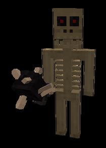 The Skeleton Goliath
