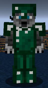 Refined Coralium Armor