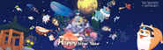 2021 New Year Event Promo