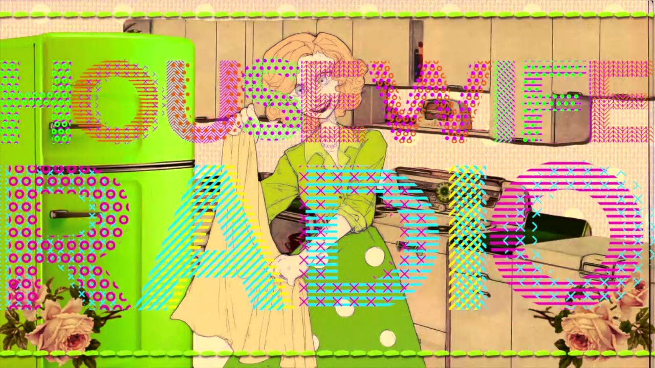 【Gumi English】 HOUSEWIFE RADIO 【Original Song】