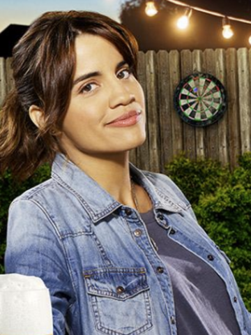 Abby (Natalie Morales) in Abby's on NBC