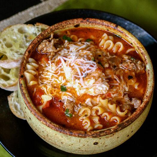 Lasagna Soup • a farmgirl's dabbles