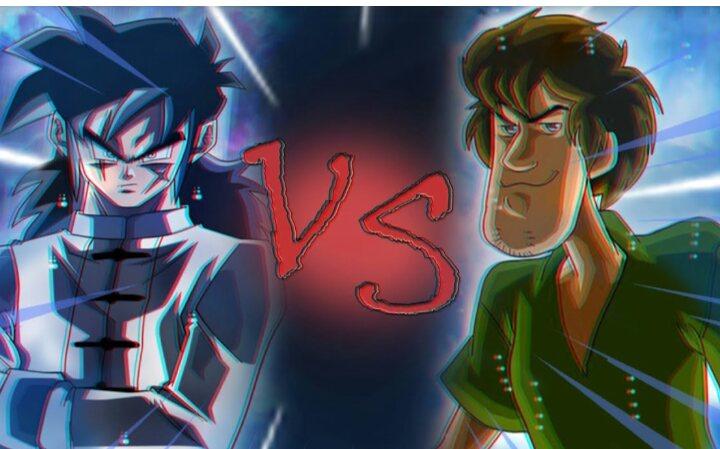 Who would win, UI Shaggy or UI Yamcha