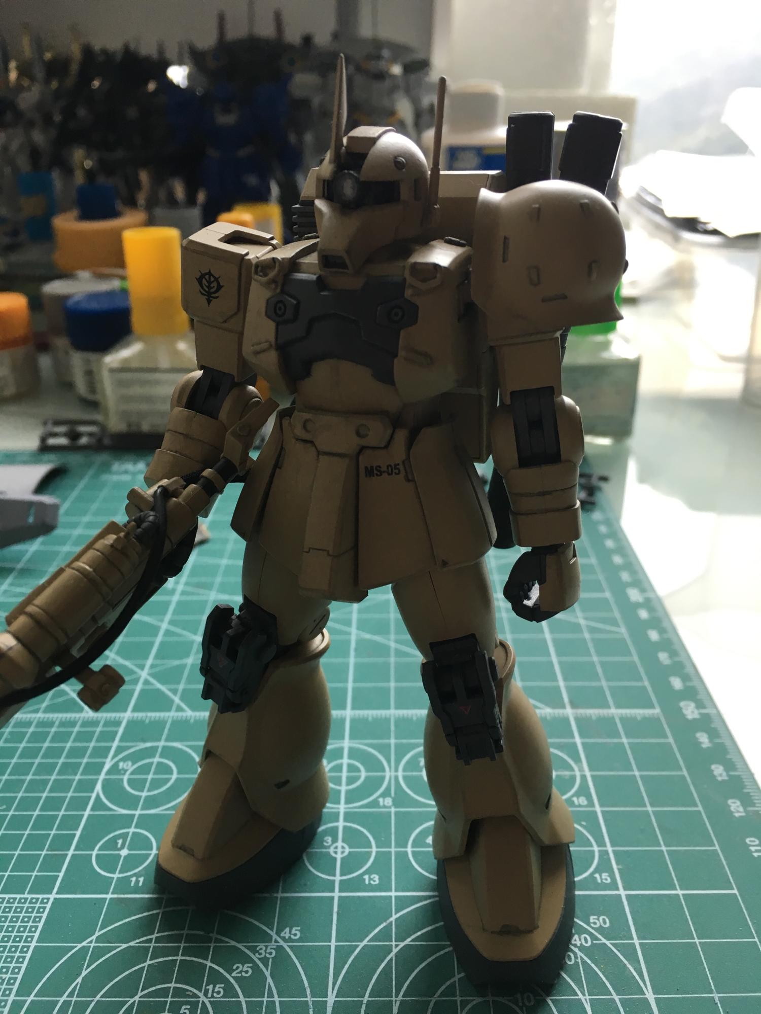 HGUC MS-05L