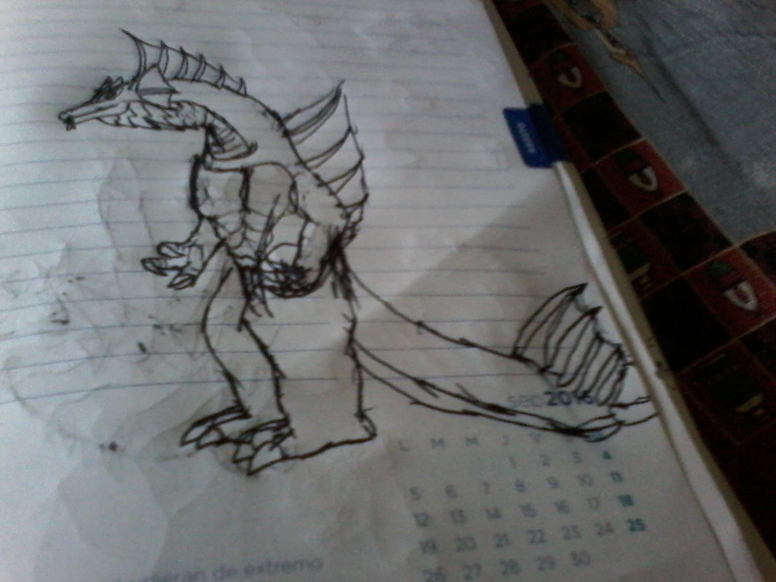 Dibujo de titanosaurus
