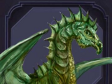 Familiar - Faux Dragon
