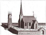 Tornio church