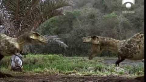 Parque Prehistórico - Capítulo 3 6 - Las Aves Dinosaurio 4 5