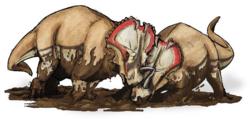250px-Centrosaurus dinosaur.png