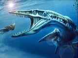 Mosasaurios