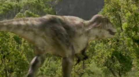Especial Caminando con Dinosaurios - La Garra Gigante (Parte 2)