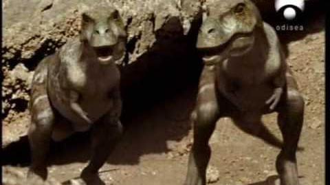 Parque Prehistórico - Capítulo 1 6 - La Vuelta del Tiranosaurio Rex 5 5
