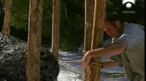 Parque Prehistórico - Capítulo 6 6 - Supercocodrilos 5 5