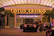 Hotel e Cassino Lótus filme