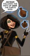 Alyssa - Earth Magic GN