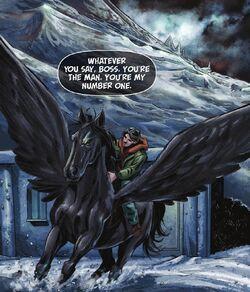 Percy riding Blackjack.jpg