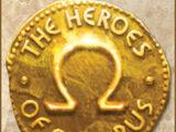 Os Heróis do Olimpo
