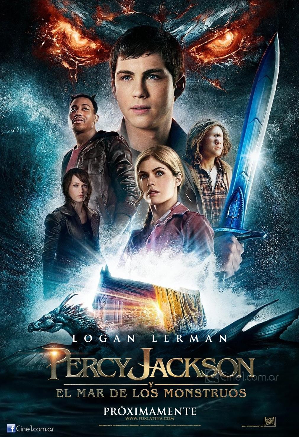 Percy Jackson e o Mar de Monstros (filme)