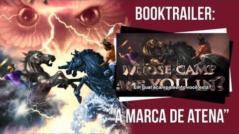 Book trailer de A Marca de Atena