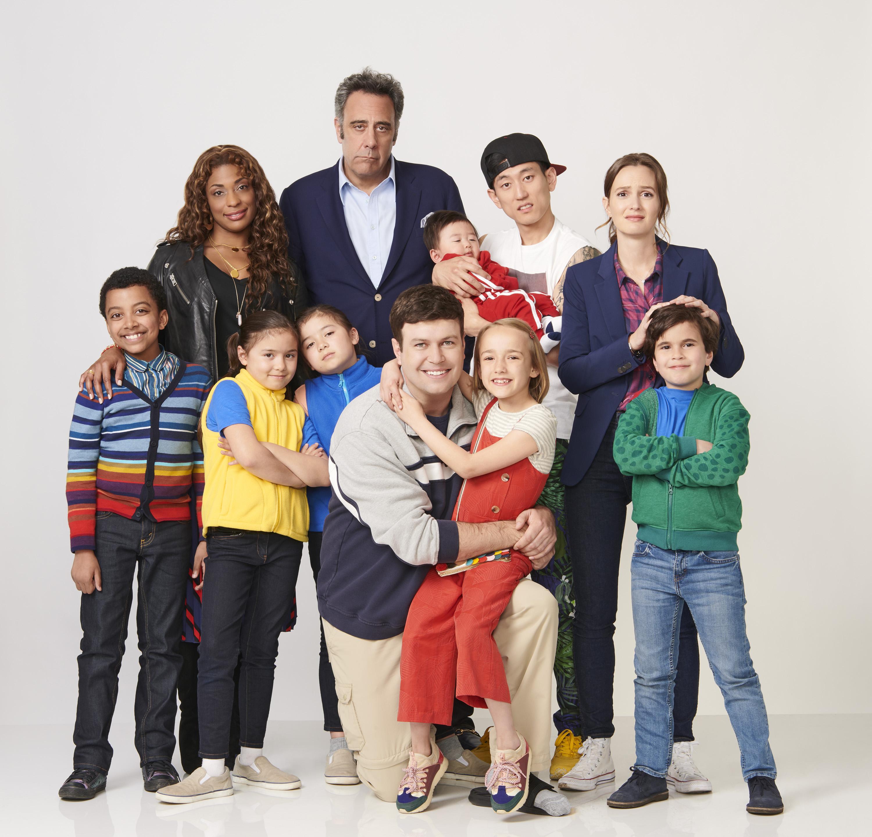 Single Parents promo poster