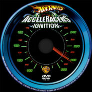 ALan Andrews DVD Acceleracers o