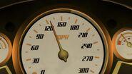 High Voltage Speedometer