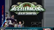 Hot Wheels AcceleRacers 2005 Realm Champion Promo
