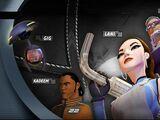 Acceledrome Crew