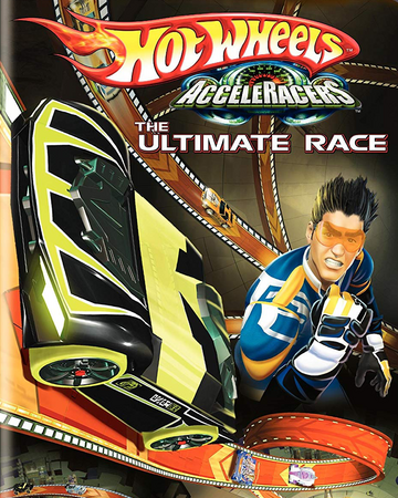 Acceleracers Ultimate Race DVD.png