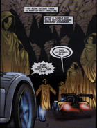 Acceleron Cavern Comic