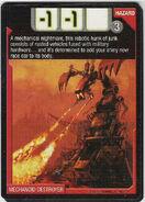 Mechanoid Destroyer