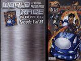 Hot Wheels: World Race (Comic)