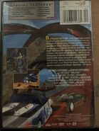 Hot Wheels World Race DVD Back
