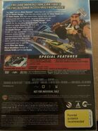 Speed Of Silence DVD Backside (var2)