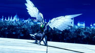 Accel World 24 Silver Crow 8