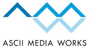 Logotipo de ASCll MEDIA WORKS