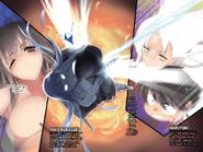Accel World Light Novel Volume 18 - Colour Illustration Page 6-7