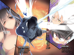 Accel World Light Novel Volume 18 - Colour Illustration Page 6-7.png