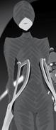 Magenta Scissor
