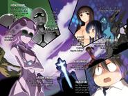 Accel World Light Novel Volume 11 - Colour Illustration 1