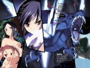 Accel World Light Novel Volume 14 - Coloured Illustration Page 4-5
