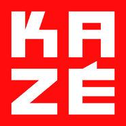 KAZE NeuesLogo print