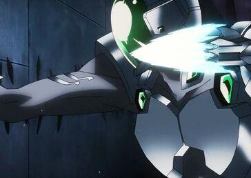 Silver Crow ensayando con el Incarnate System