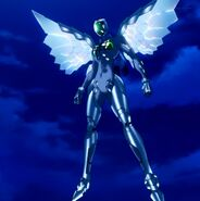 Accel World 24 Silver Crow
